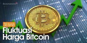 5 Alasan Penyebab Fluktuasi Harga Bitcoin