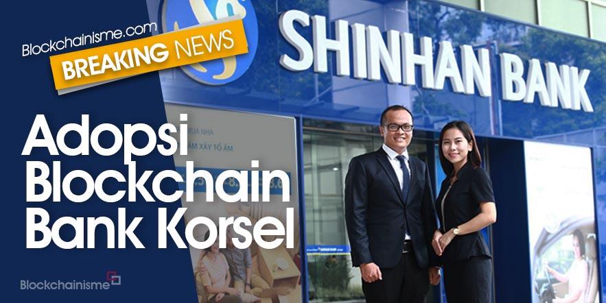 Platform Pinjaman Berbasis Blockchain Dari Bank Korsel