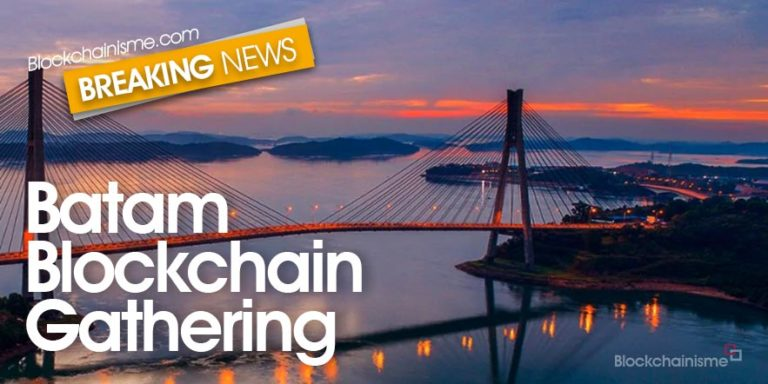 Batam Blockchain Gathering 2019 Menuju Batam Digitial Economic Zone BDEZ