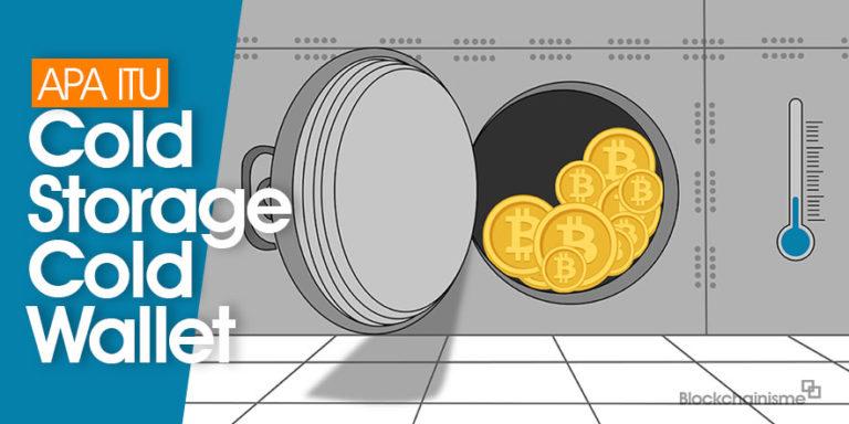 Crypto Cold Storage Atau Cold Wallet? Ini Penjelasannya