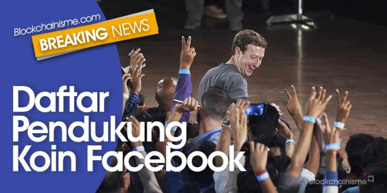 Daftar Perusahaan Pendukung Project Libra, Koin Facebook, Facebook Stablecoin