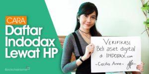 Cara Daftar Indodax Lewat HP Untuk Jual Beli Bitcoin di Indonesia