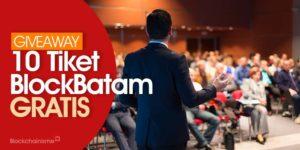 Giveaway Tiket BlockBatam 2019 Gratis