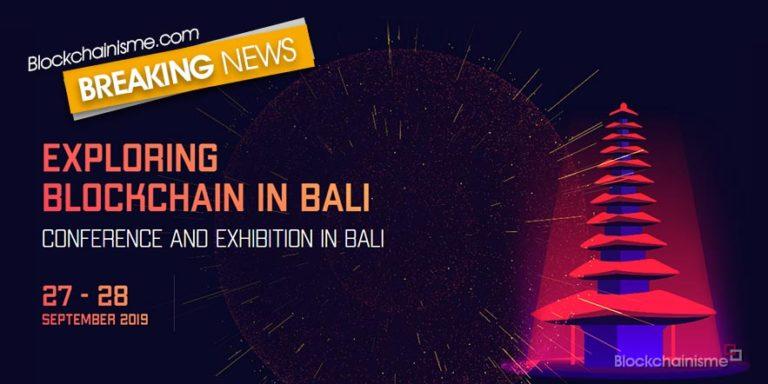 Bali Block Confex 2019, Blockchain in Paradise