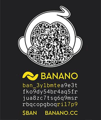 Banano Faucet Donation, Banano Indonesian Community