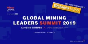 Global Mining Leaders Summit 2019