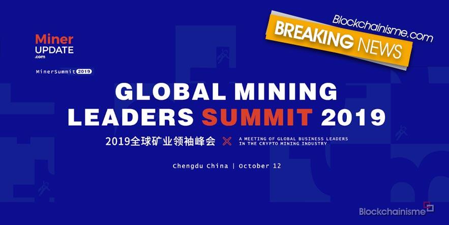 Global Mining Leaders Summit 2019
