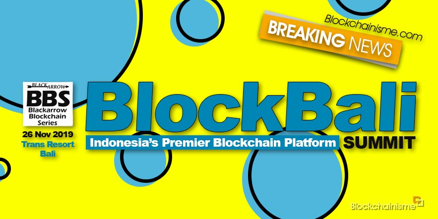 BlockBali 2019, Siap Diadakan di Bulan November Ini