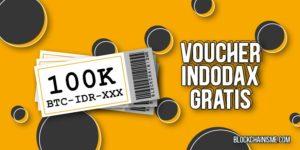 Voucher Indodax Gratis, Cara Mendapatkan Bitcoin Gratis