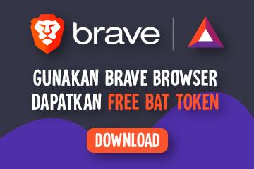 Brave Browser Banner Blockchainisme