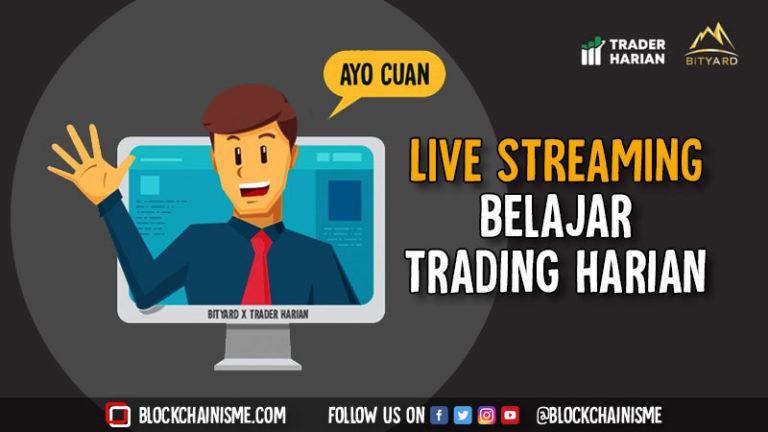 Belajar Trading Harian Via Live Streaming Trader Harian Bityard