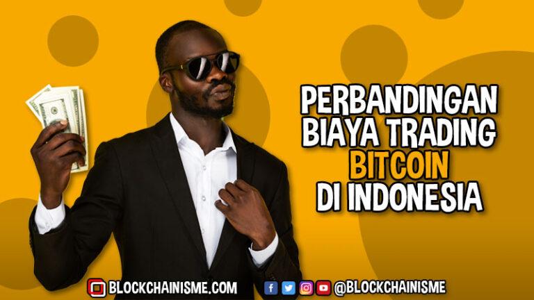 Biaya Trading Bitcoin Rupiah di Exchange Market Indonesia