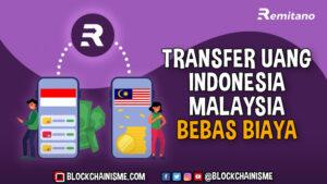 Cara Transfer Uang Indonesia Malaysia Bebas Biaya