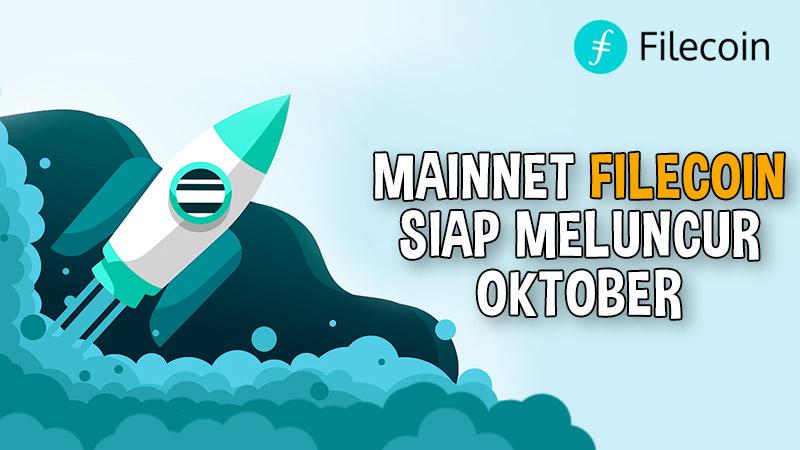Mainnet Filecoin Siap Meluncur Bulan Oktober 2020