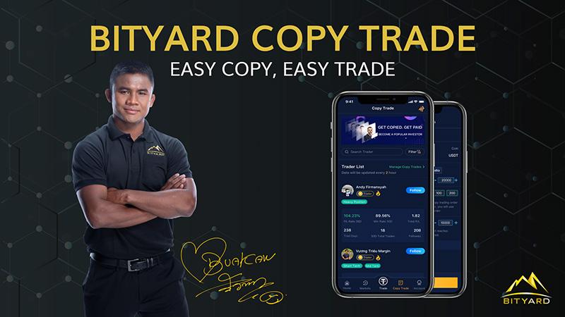 Daftar Bityard
