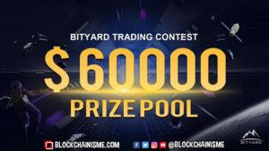 Kompetisi Tim Trading Kontrak Bityard, April 2021