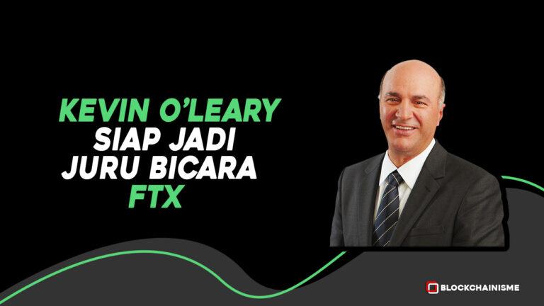 Kevin O'Leary, Dulu Tolak Crypto Kini Jadi Juru Bicara FTX